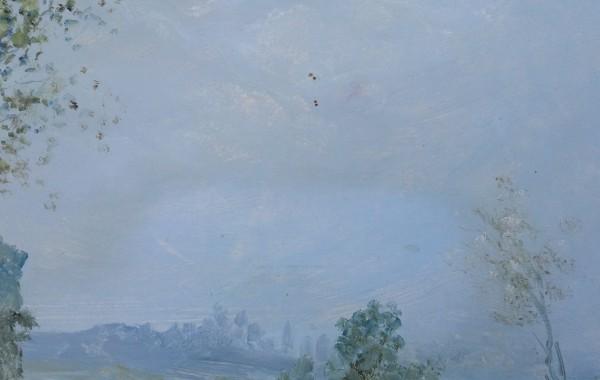Oil Painting Clean & Restoration
