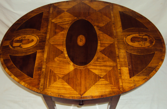 Marquetry & Inlays